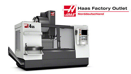 CNC Fräse - Haas Factory Outlet