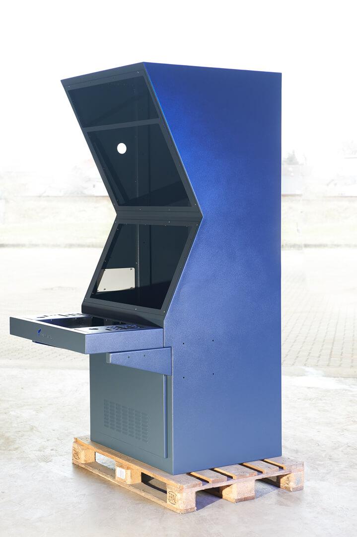 Gehäuse Fahrstände Blechbearbeitung